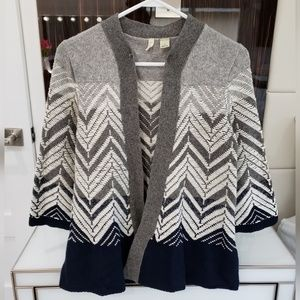 Anthropologie Moth Women Cardigan Size Small